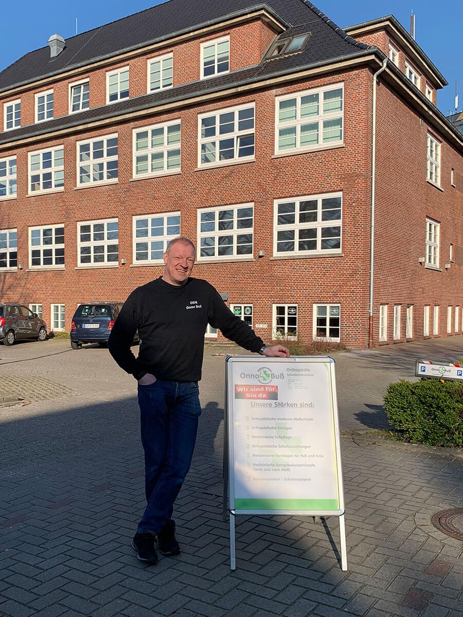 Orthopädie-Schuhtechnikzentrum Onno Buß