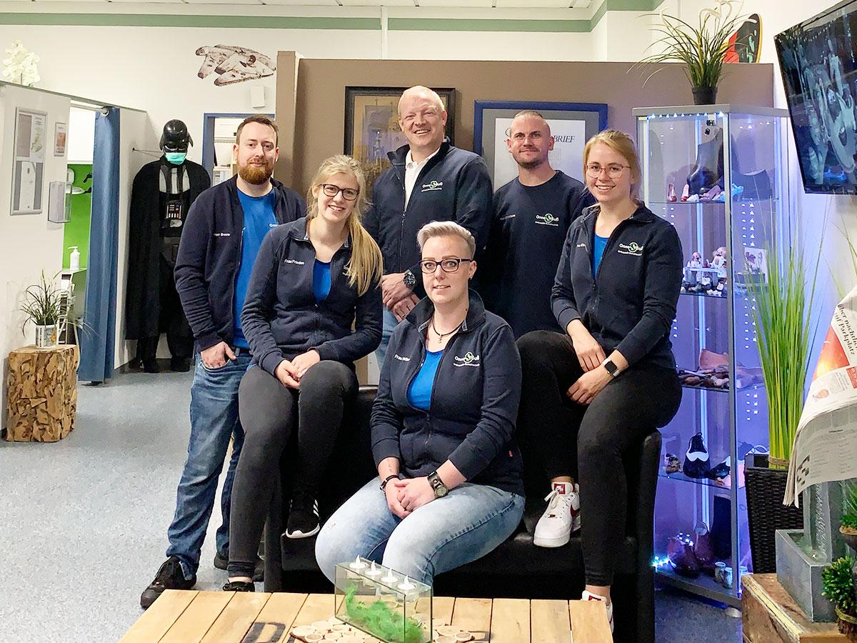 Orthopädie-Schuhtechnikzentrum Onno Buß - Team