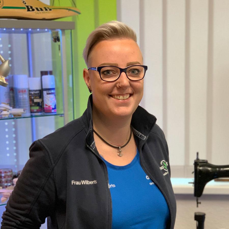 Orthopädie-Schuhtechnikzentrum Onno Buß - Team - Frau Wilberts
